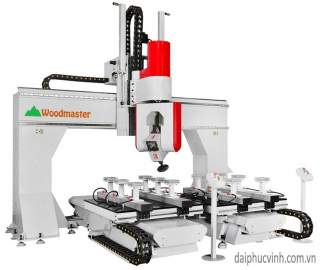 Máy gia công cnc router 5 axis Pro-master-T4
